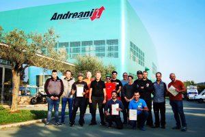 Andreani Service Centre